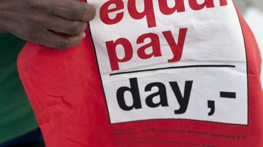 Equal Pay Day 2013